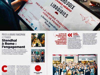Grand prix Livres Hebdo
